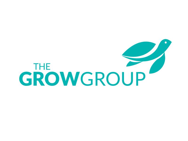 Grow Logo for Grand Pavilion